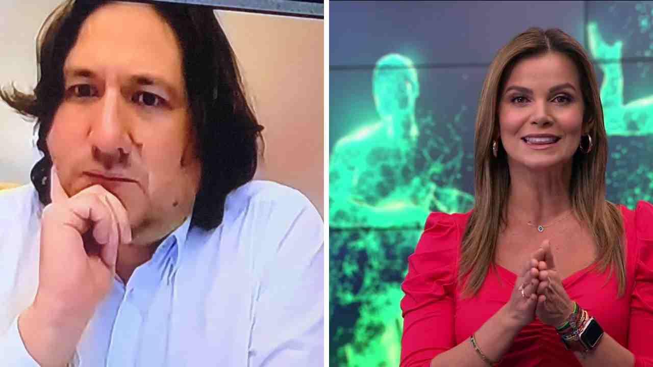 Liche Durán, elogiada por sus preguntas a José Augusto Cadena
