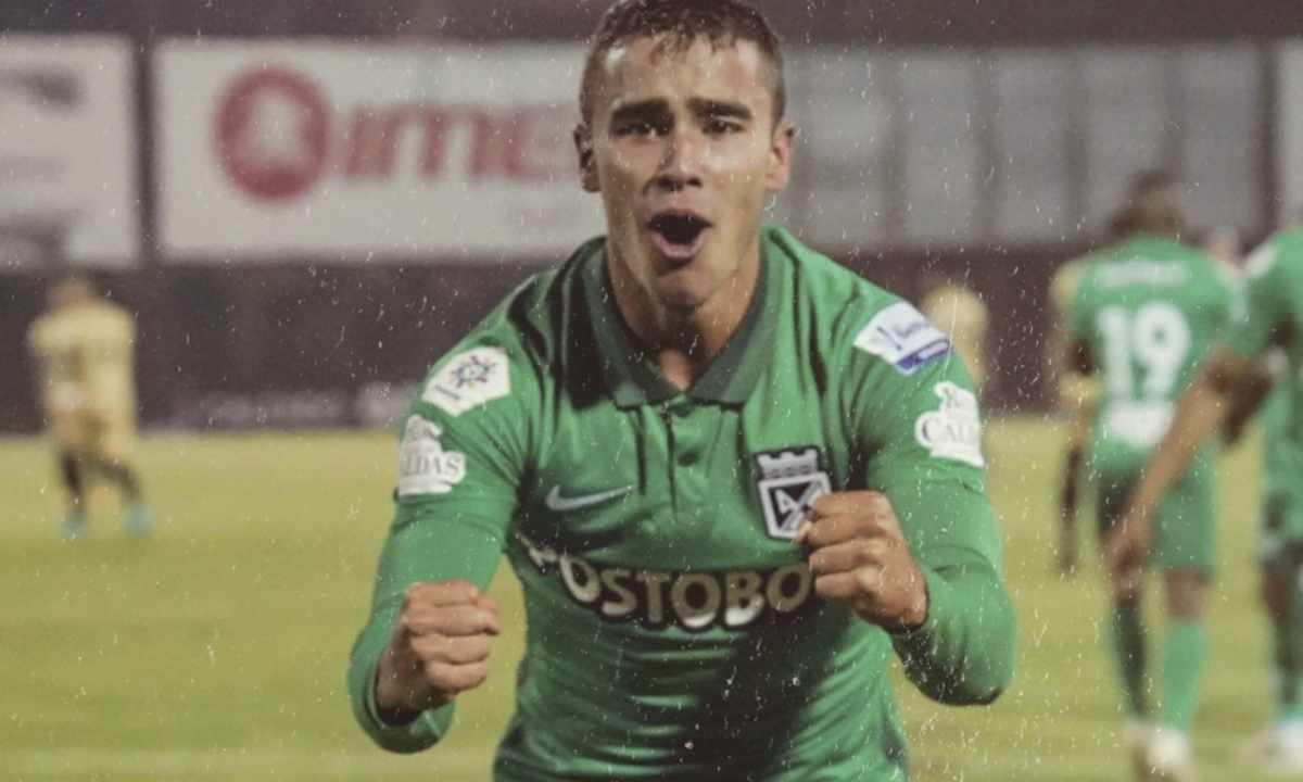 Llegó el primero para Tomás Ángel debut goleador a los 30 segundos