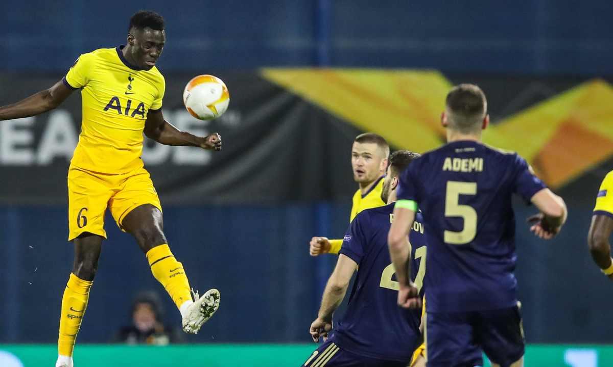 Lluvia de críticas para Dávinson Sánchez por la eliminación del Tottenham