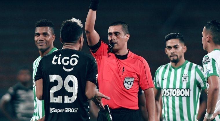 Lo que dijo Teófilo Gutiérrez sobre el VAR y su expulsión ante Atlético Nacional