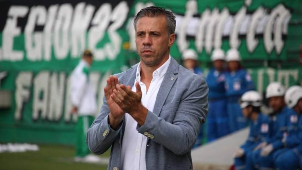 """Lucas Pusineri: """"Estoy expectante de alguna posibilidad que se dé en el fútbol colombiano"""""""