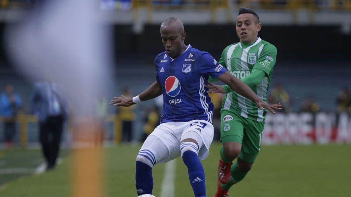 En la fecha 13 de la Liga BetPlay 2021-I, Nacional jugará clásico vs. Millonarios
