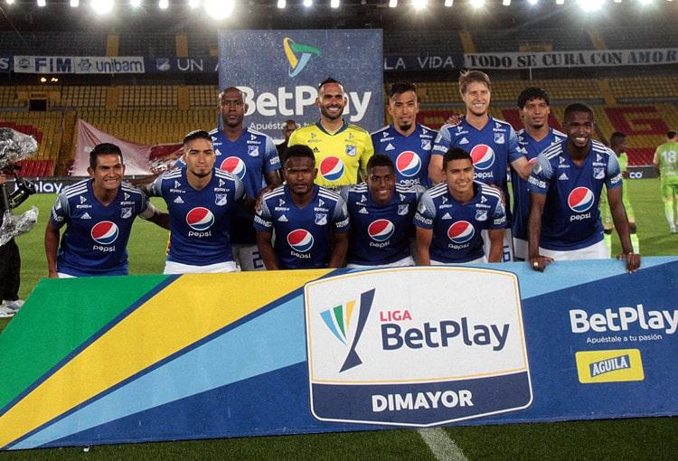 Millonarios FC, Jaguares de Córdoba, Boyacá Chicó FC, Liga BetPlay 2021-I
