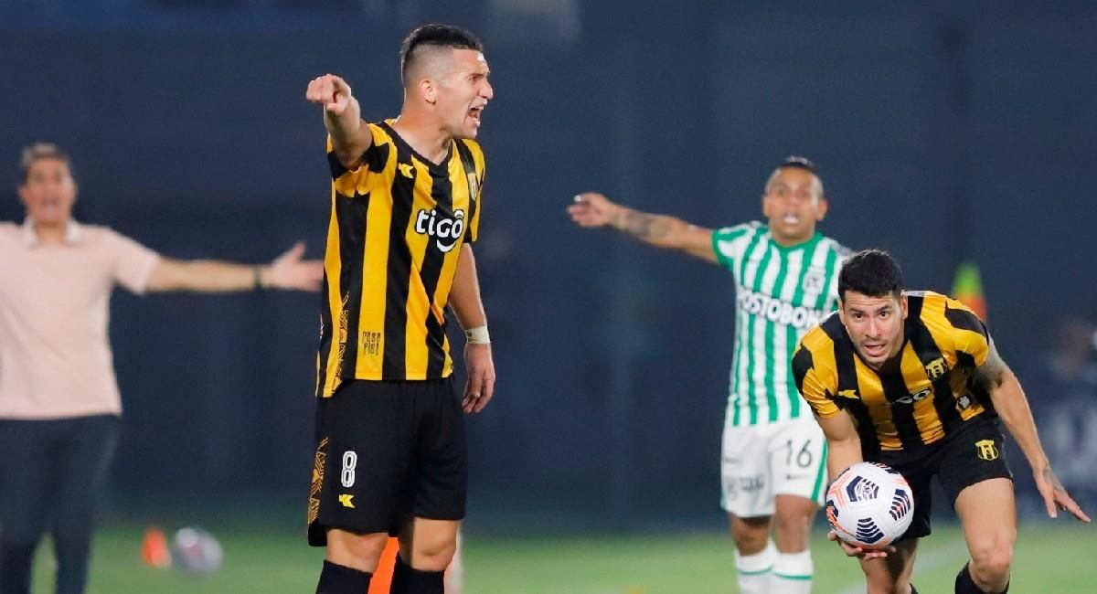¿Cómo le fue a Nacional contra equipos paraguayos en el Atanasio?