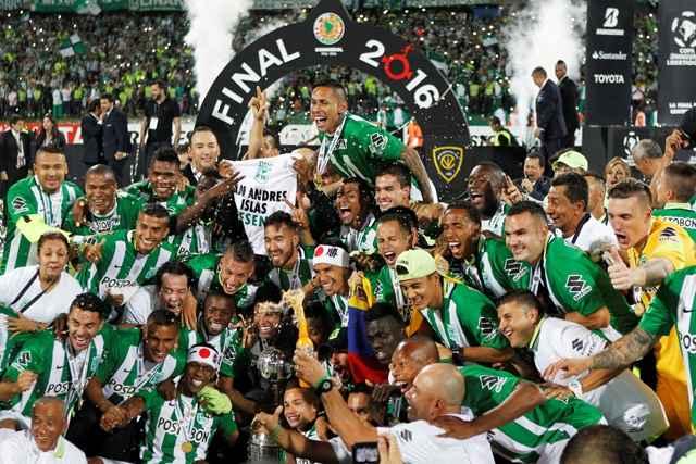 Nacional enfrentaría a estos ídolos si pasa de ronda en Libertadores