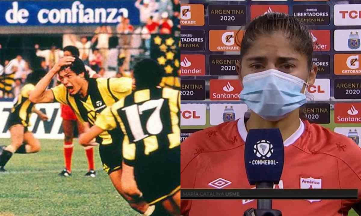 No importa el género la Copa Libertadores odia al América de Cali