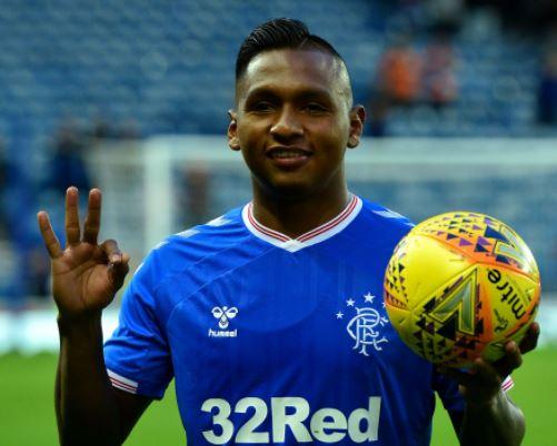 ¿Qué pasará con Alfredo Morelos en Escocia, se queda o se va del Rangers?