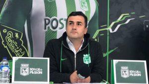 Juan David Pérez, presidente de Nacional, ya tiene fecha de salida del club