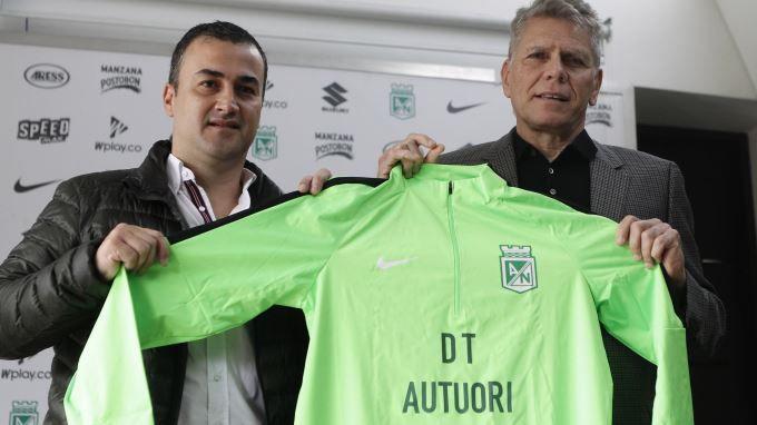 El pendiente con el que no pudo Juan David Pérez en Atlético Nacional