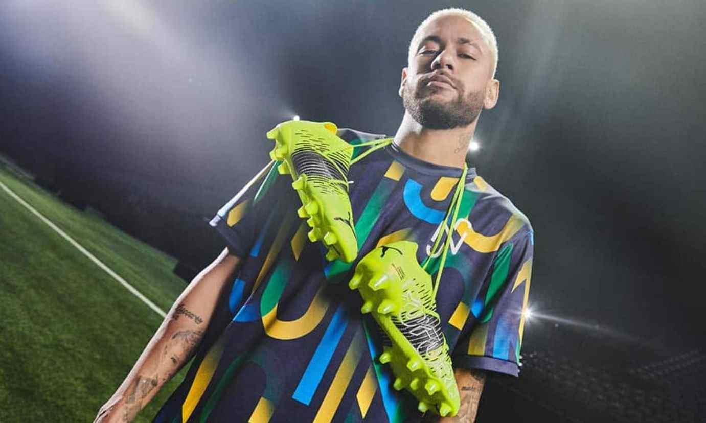 ¿Por qué Neymar se cambió a Puma?
