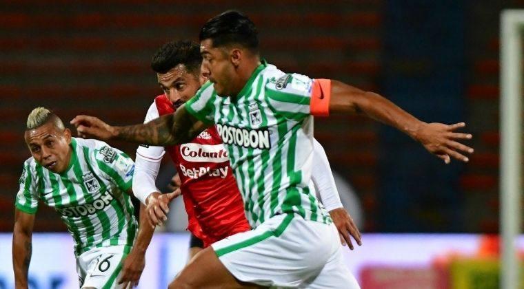 Posible formación titular de Atlético Nacional para enfrentar a Alianza Petrolera