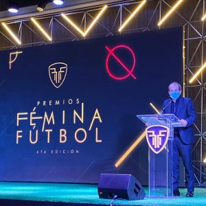 Premios Femina Fútbol 2021