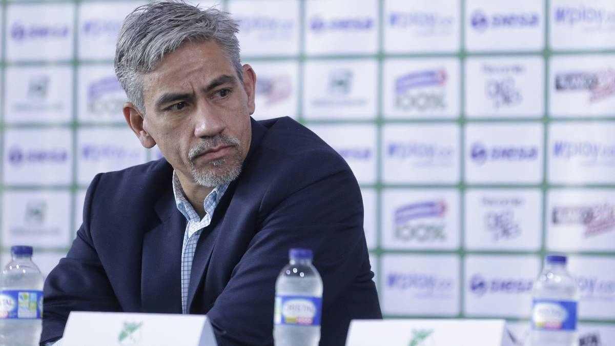 Presidente del Deportivo Cali: La falta de gol, las opciones de clasificar y los actos vandálicos