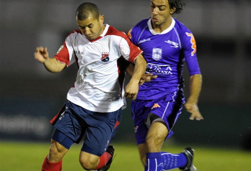 Rafael Castillo, Deportivo Pereira, DIM, Deportivo Independiente Medellín, Atlético Nacional, Millonarios FC, Viralgol