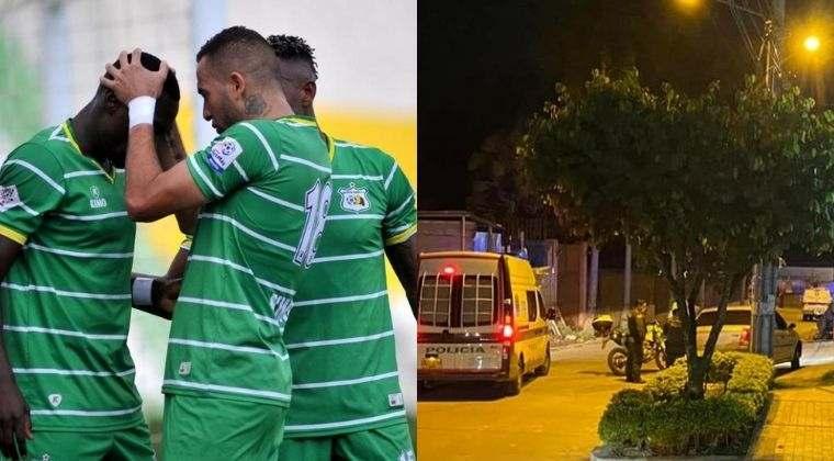 Reportan atentado con explosivo en la sede del Deportes Quindío