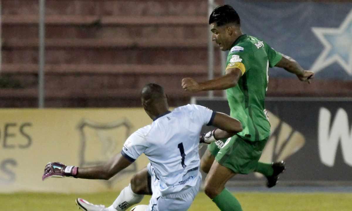 Rionegro Águilas logró salvar un empate ante Atlético Nacional gracias al VAR