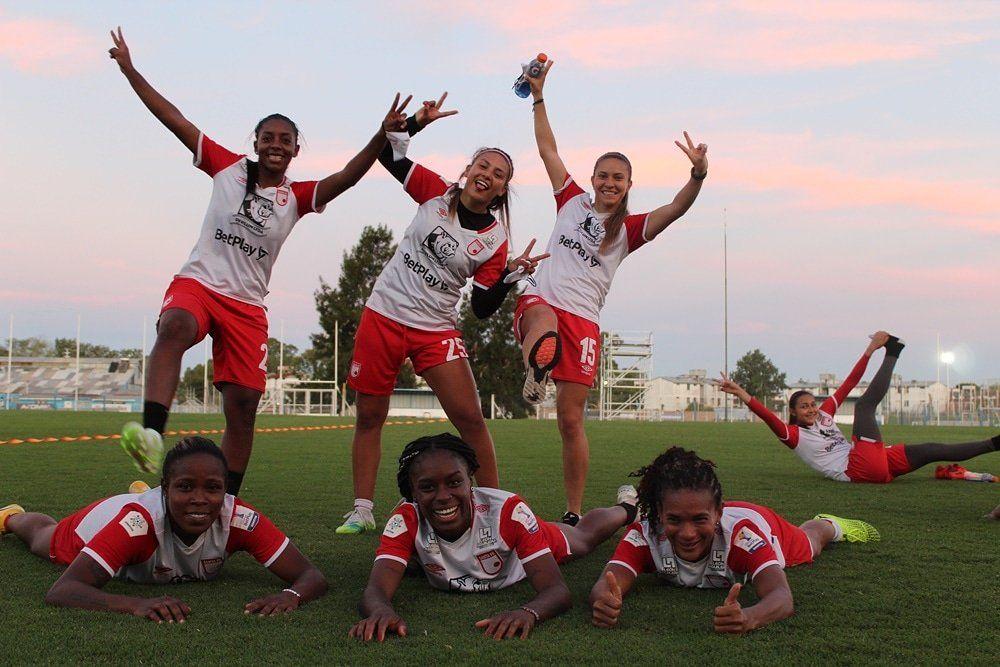 Santa Fe Femenino debuta este sábado en Copa Libertadores