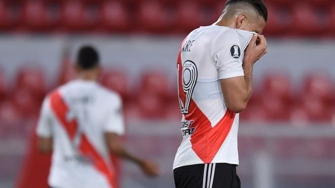 Se conoció la lesión y el tiempo que estaría fuera de las canchas Santos Borré