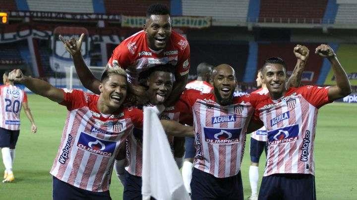 Se definió el rival del Junior en la fase previa de Copa Libertadores