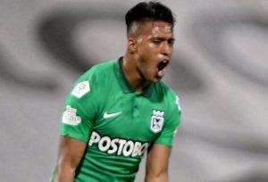 Sebastián Gómez ajustó 100 partidos vistiendo la camiseta de Atlético Nacional