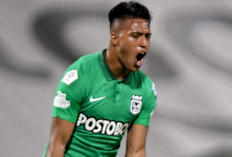 Sebastián Gómez, Atlético Nacional, Alianza Petrolera, Liga BetPlay 2021-I