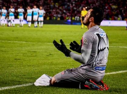 Sebastián Viera sumará otro récord en la Copa Libertadores