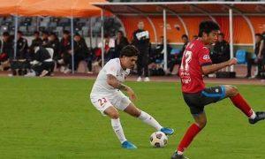 Segundo partido para 'Juanfer' Quintero en China y ahora anotó un golazo