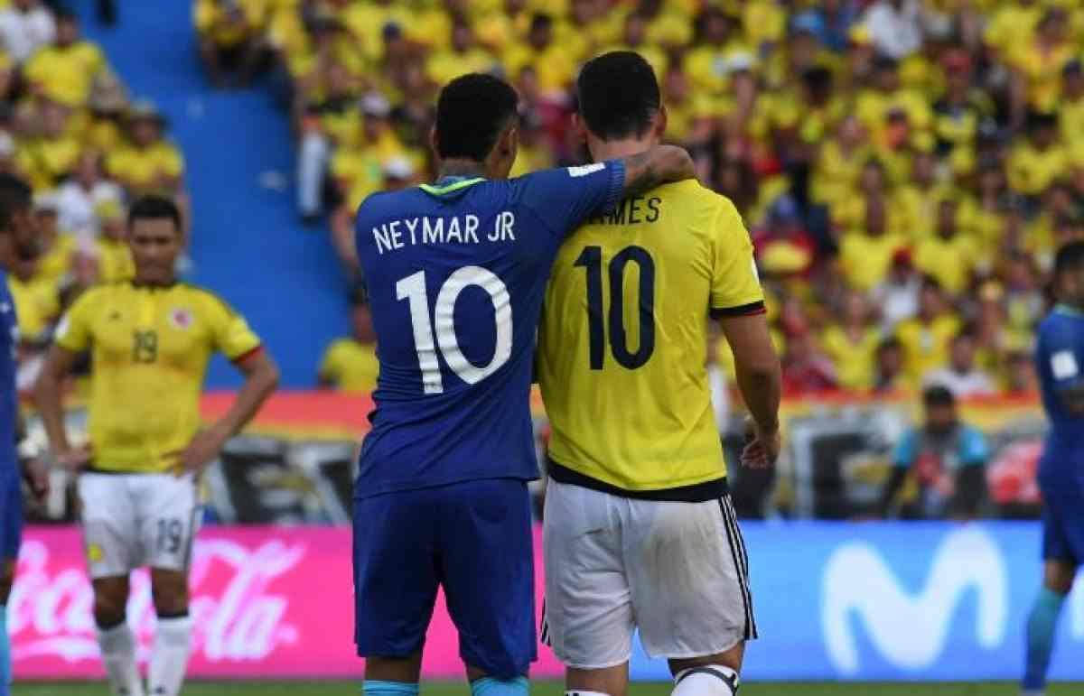 Selección Colombia: ¡Ya hay fecha para enfrentar a Brasil y a Paraguay por Eliminatorias!