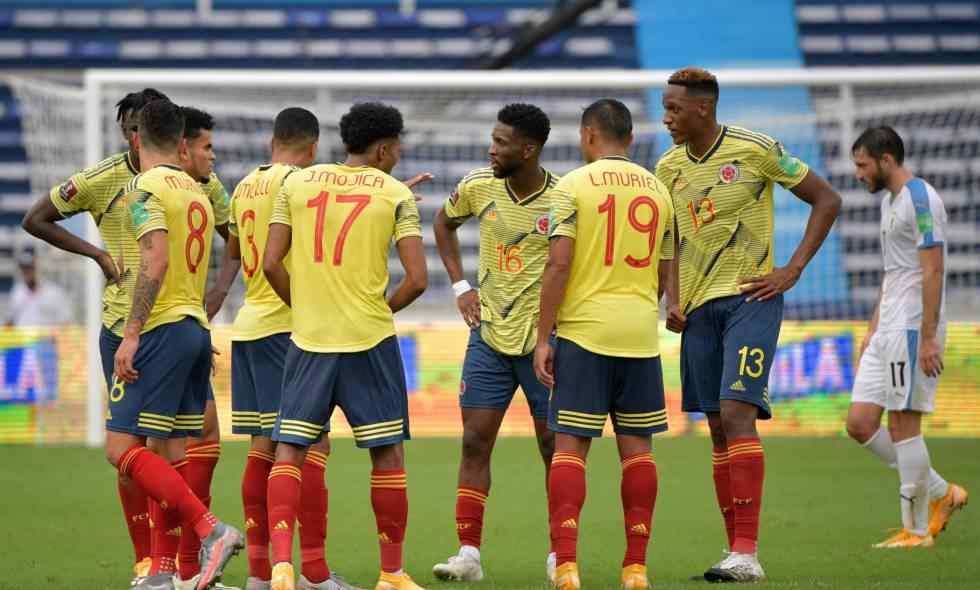 Selección Colombia día clave en la Conmebol para definir si se juega o no la eliminatorias