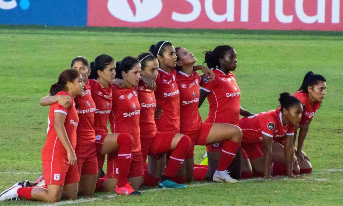 Sigue la maldición América femenino perdió la final de la Copa Libertadores