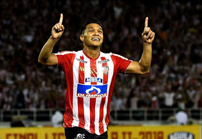 Teófilo Gutiérrez renovará su contrato con Junio
