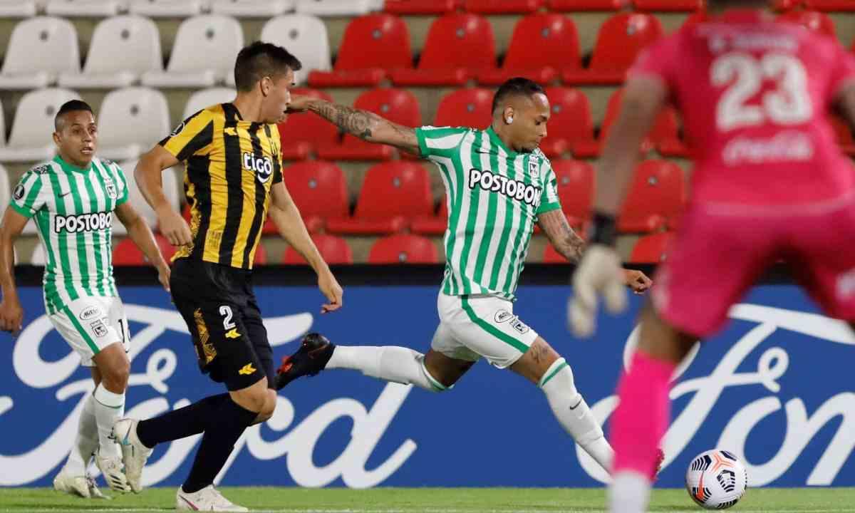 Tres colombianos en el equipo de la semana en la Libertadores