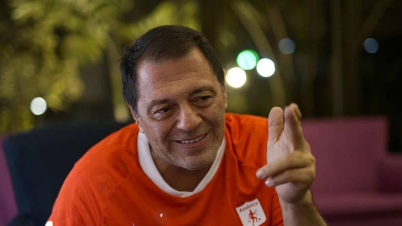 Tulio Gómez Que íbamos para la B, pero no explicaron que era la B de 'Bicampeón'
