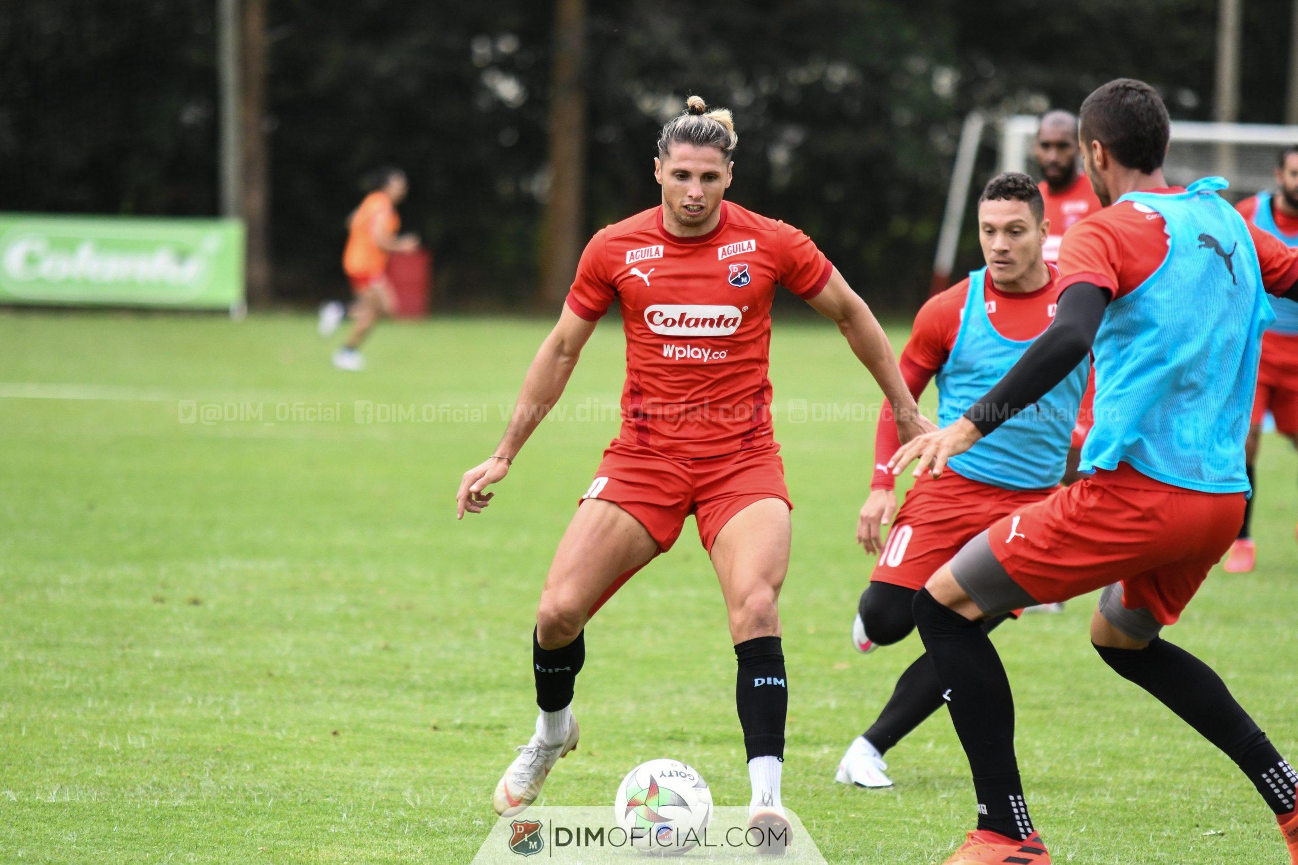 Agustín Vuletich quedó descartado para Once Caldas vs. DIM