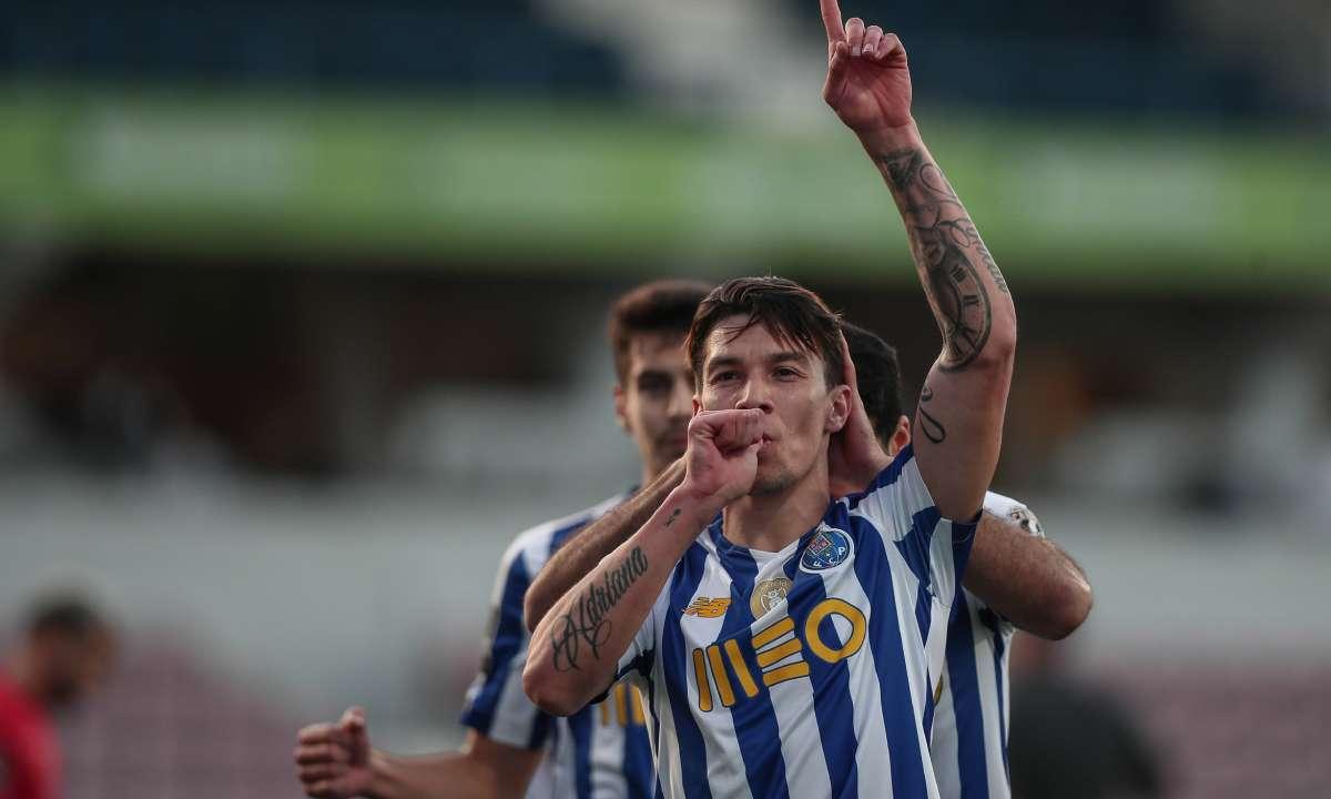 [Video] Otro buen gol de Mateus Uribe con el Porto
