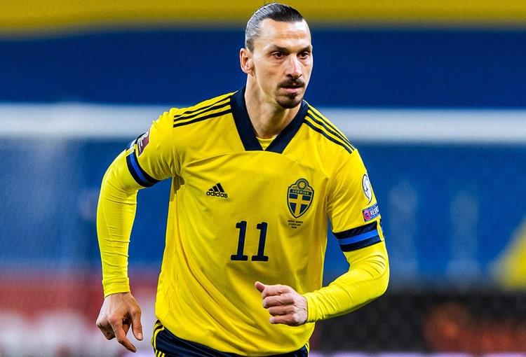 Zlatan Ibrahimović, Selección de Suecia, Selección de Georgia, Eliminatorias al Mundial de Fútbol Qatar 2022, Viralgol