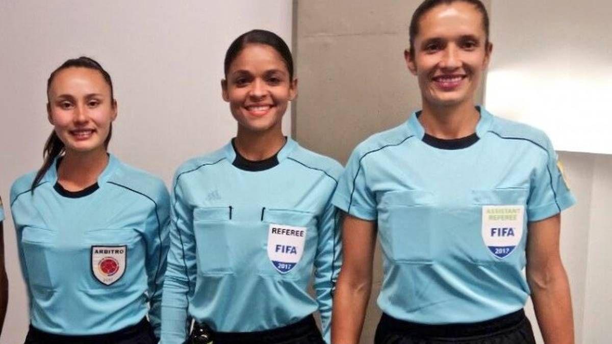 Las grandes diferencias entre los salarios de los árbitros y las árbitras en Colombia
