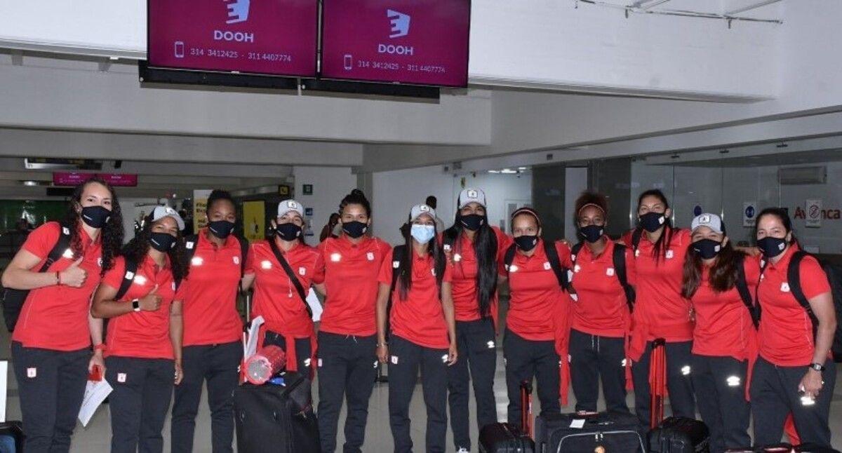 América de Cali Femenino está listo para el debut en Copa Libertadores