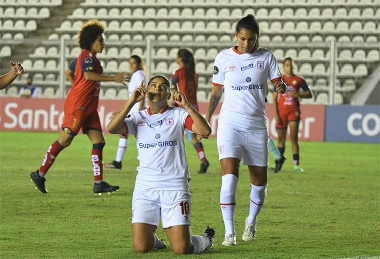 ¡Récord histórico de Catalina Usme en la Copa Libertadores Femenina!