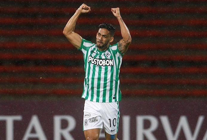 ¿Con quiénes compite Andrés Andrade por el Jugador de la Semana en la Libertadores?