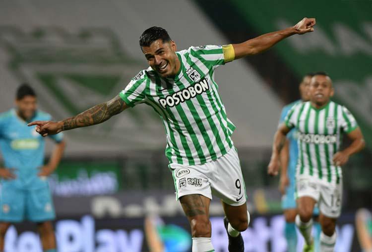 5 triunfos consecutivos de Atlético Nacional: ¡No pasaba desde 2018!