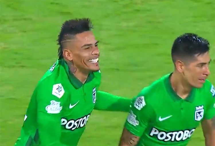 ¡Llegó el primer gol de Jonatan Álvez en Atlético Nacional! ¿Cuánto se tardó?