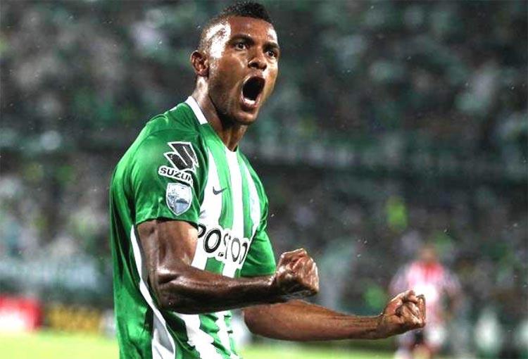 Miguel Borja responde: ¿Celebrará si le hace un gol a Atlético Nacional?