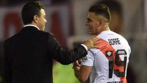 """""""River Plate siempre será una prioridad para Santos Borré:"""" Marcelo Gallardo"""