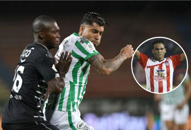 """Carlos Bacca sobre el Nacional vs. Junior: del """"robo a mano armada"""", al """"siempre quiero lo mejor para Junior"""""""