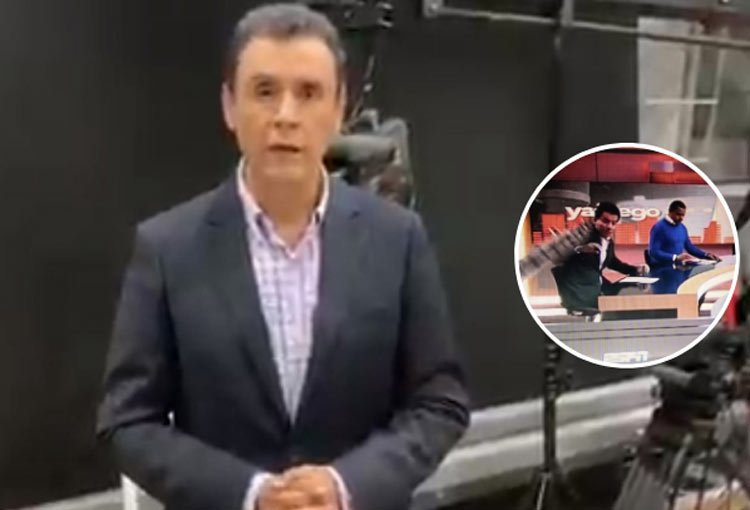 """""""Carlos Orduz se encuentra, afortunadamente, en perfectas condiciones"""""""