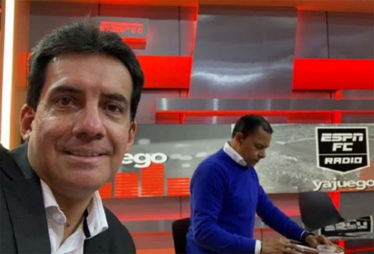 ESPN Colombia, el día después del incidente de Carlos Orduz