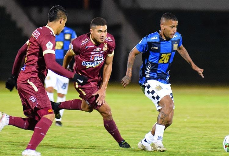 Resultado, resumen y goles en Boyacá Chicó vs. Deportes Tolima, Liga Betplay