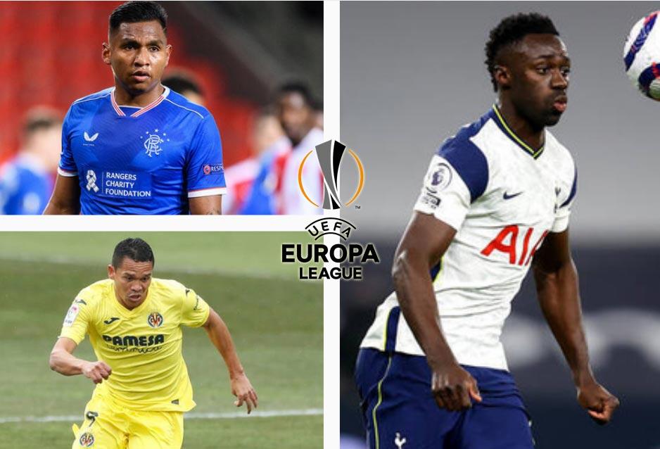 Europa League: el uno por uno de los colombianos en octavos de final