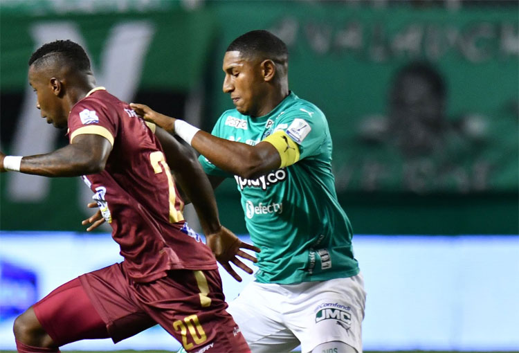 Deportivo Cali: ¿Qué se pierde Juan Camilo Angulo por su expulsión?